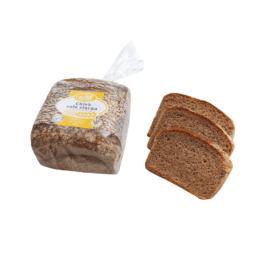 Chleb gatunkowy całe ziarno krojony 400g Społem PSS