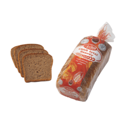 Chleb gatunkowy żytni razowy krojony 500g Społem PSS