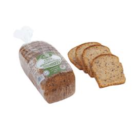 Chleb gatunkowy wieloziarnisty krojony 300g Społem PSS
