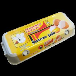 Jaja świeże L 63-73g 10 sztuk AGIM Busko-Zdrój