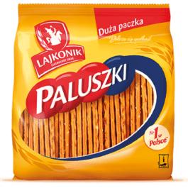 Paluszki słone lajkonik 200g Bahlsen Poznań