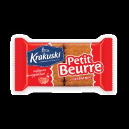 Herbatniki Krakuski petit beurre 50g Bahlsen