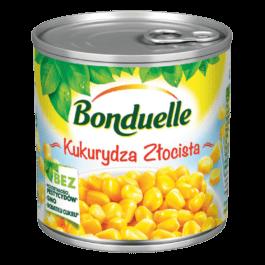 Kukurydza konserwowa złocista 340g Bonduelle