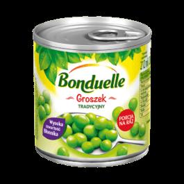 Groszek tradycyjny 400g Bonduelle