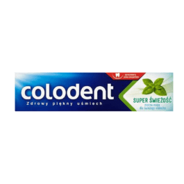 Pasta do zębów Colodent super świeżość 100ml Colgate-Palmolive