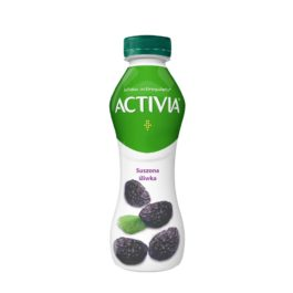 Jogurt activia suszona śliwka 300 g Danone