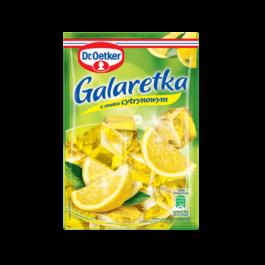 Galaretka cytrynowa 77g Dr.Oetker