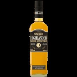 Whisky Highlander 40% 500ml Eurocash PD
