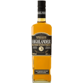 Whisky Highlander 40% 700ml Eurocash PD