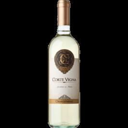 Wino białe półwytrawne corte vigna 0,75l Faktoria Win