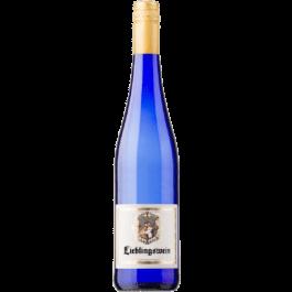 Wino białe półsłodkie lieblingswein 0,75l Faktoria Win