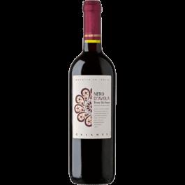 Wino czerwone półwytrawne nero d'avola 0,75l Faktoria Win
