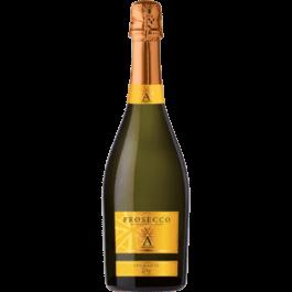 Wino białe półsłodkie prosecco amanti 0,75l Faktoria Win