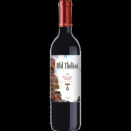 Wino czerwone półsłodkie old tbilisi 0,75l Faktoria Win
