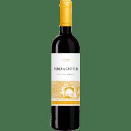 Wino czerwone półwytrawne porta do castello 0,75l Faktoria Win