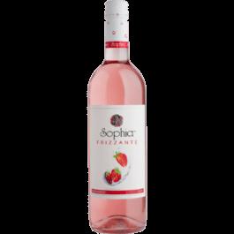 Wino różowe słodkie sophia frizzante truskawkowa 0,75l Faktoria Win
