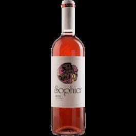 Wino różowe półsłodkie sophia 0,75l Faktoria Win