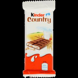 Baton kinder country 23,5g Ferrero