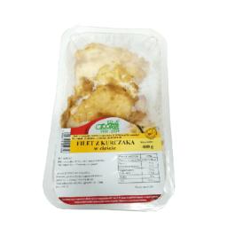 Filet z kurczaka w cieście 400g Społem PSS