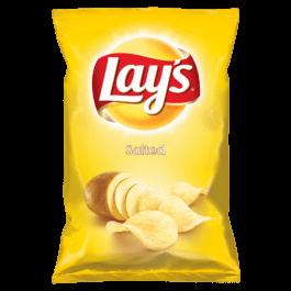 Chipsy Lay's naturalne solone 140g Frito Lay