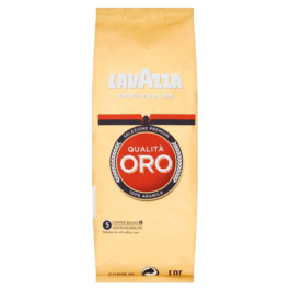 Kawa ziarnista Lavazza qualita oro 250g Global Coffee