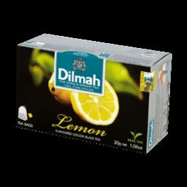 Herbata ekspresowa Dilmah aromat cytrynowy 20szt. Gourmet Foods