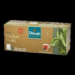 Herbata ekspresowa Dilmah ceylon gold 25szt. Gourmet Foods