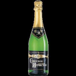 Wino musujące białe półsłodkie sowietskoje igristoje 0,75l Henkell