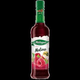 Syrop owocowa spiżarnia o smaku malinowym 420ml Herbapol