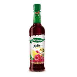 Syrop owocowa spiżarnia o smaku malino-cytrynowym 420ml Herbapol