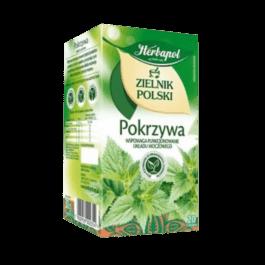 Herbata ekspresowa zielnik polski pokrzywa 20szt. Herbapol