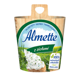 Serek Almette z ziołami 150g Hochland