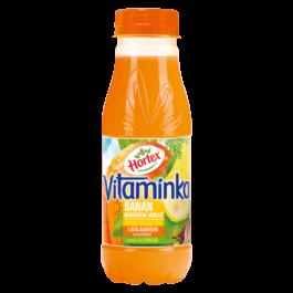 Sok vitaminka marchew/jabłko/banan 0,3l Hortex