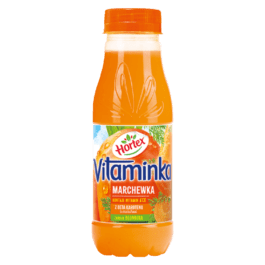 Sok vitaminka marchew 0,3l Hortex
