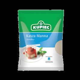 Kasza manna 400g Kupiec