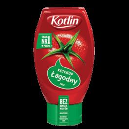 Ketchup Kotlin łagodny 450g Maspex