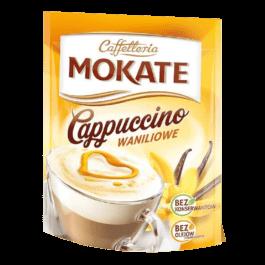 Kawa cappucino waniliowe 110g Mokate Żory