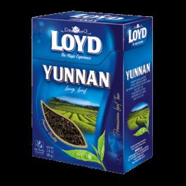 Herbata liściasta Loyd Yunnan 80g Mokate