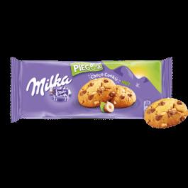 Ciastka Milka pieguski z czekoladą i orzechami 135g Lu Polska