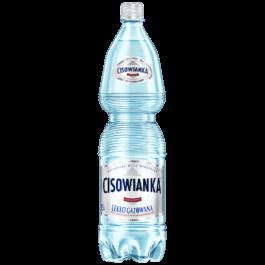 Woda mineralna Cisowianka lekko gazowana 1,5l Nałęczów Zdrój