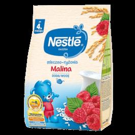 Kaszka mleczno ryżowa malinowa 230g Nestle Nutrition