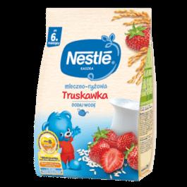 Kaszka mleczno ryżowa truskawkowa 230g Nestle Nutrition