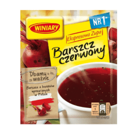 Barszcz czerwony instant Winiary 55g Nestle