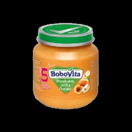Deser BoboVita jabłko-banan-brzoskwinia 125g Nutricia