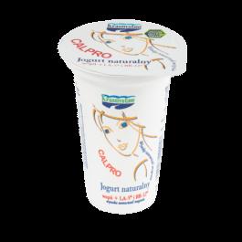 Jogurt naturalny z wapniem 175g OSM Krasnystaw