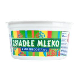 Mleko zsiadłe 400g OSM Krasnystaw