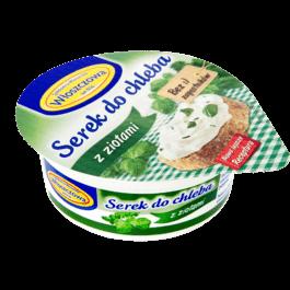Serek do chleba z ziołami 100g OSM Włoszczowa