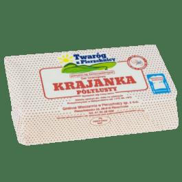 Ser twarogowy półtłusty kg Pierzchnica