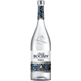 Wódka Biały bocian 40% 500ml Polmos Bielsko-Biała