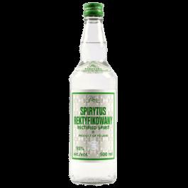 Spirytus rektyfikowany 95% 500ml Polmos Warszawa
